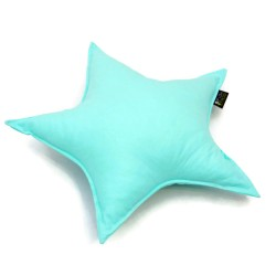 STAR PILLOW - MINT