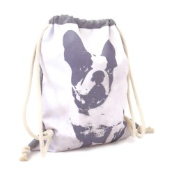 BACKPACK BAG - FRENCH BULLDOG