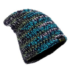 BEANIE - NAVY BLUE AND...