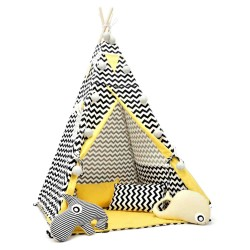 copy of TEEPEE TENT - BLACK...
