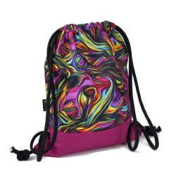 BACKPACK BAG - ABSTRACTION